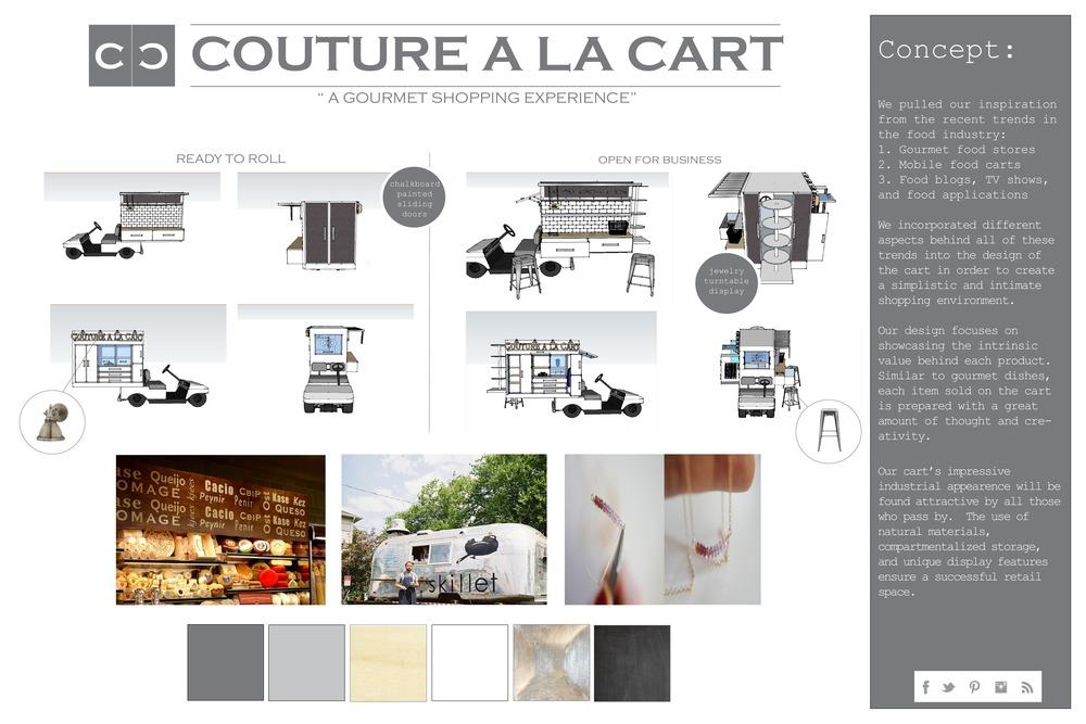 Couture a la Cart Samantha Bisger