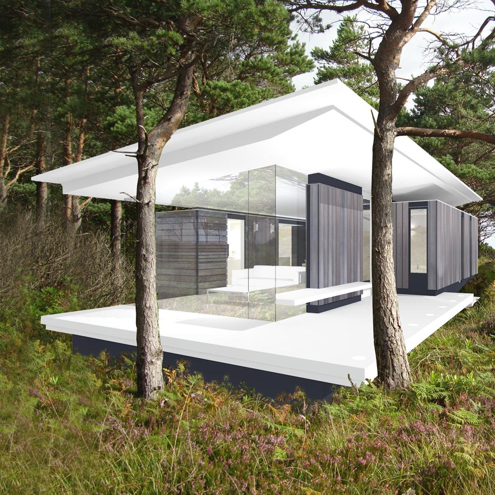 Landscape House