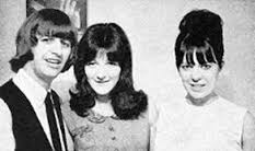 Ringo, Freda and Maureen Cox, Ringo's first wife