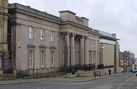 The Liverpool Institute for the Performing Arts founded by Mark Featherstone Witty and Sir Paul McCartney in 1996. LIPA includes the Liverpool Institute for Boys building which both Paul and George attended