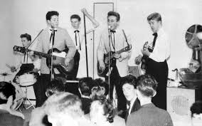 Before Rock'n Roll and the Beatles there was skiffle and the Quarry Men