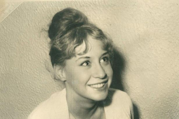 """""""She was just 17, you know what I mean.."""" .Iris Fenton, the inspiration for the opening track on the Beatles' """"Please Please Me"""" For Iris' full story -http://www.mirror.co.uk/lifestyle/going-out/music/the-beatles-teenager-who-inspired-paul-1362890#.Ut7cdXn0CX1"""