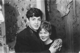 Paul and Dot Rhone. Dot and Cynthia Powell were best friends.