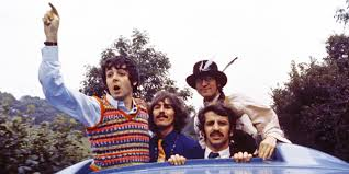 """Magical Mystery Tour"" the Beatles' one and only unequivocal flop."
