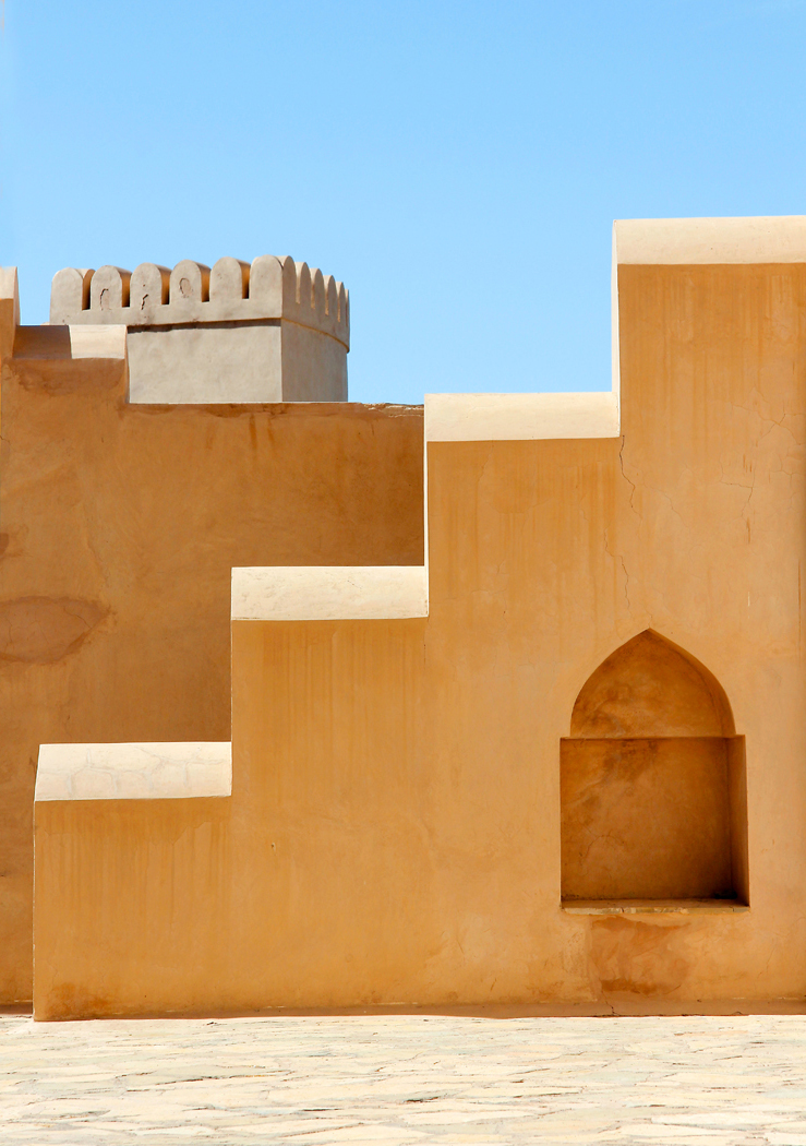 Shapes of Oman by Tony Oliver