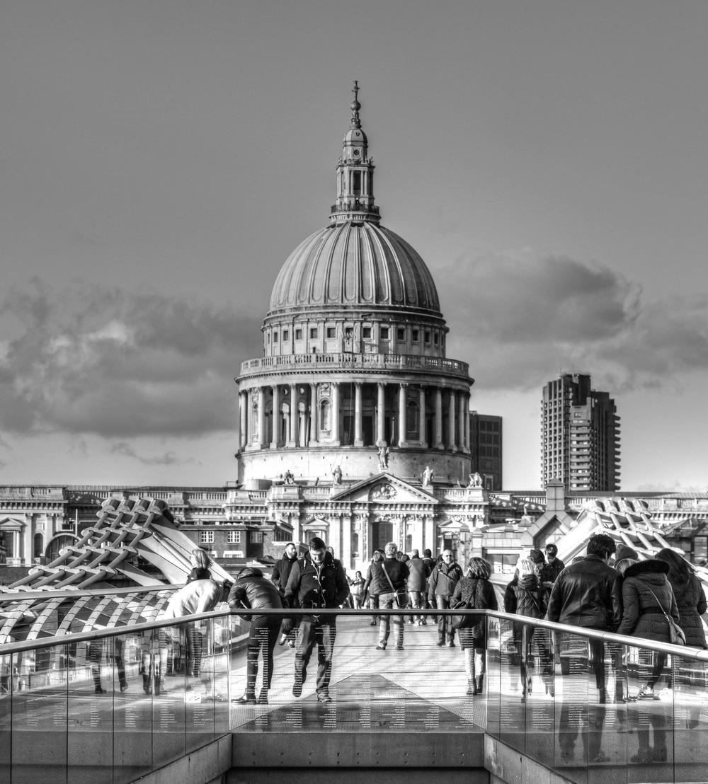 St Pauls, London