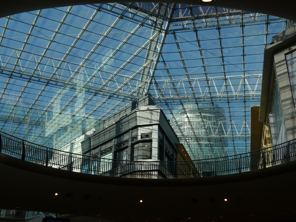 Birmingham Shopping Mall