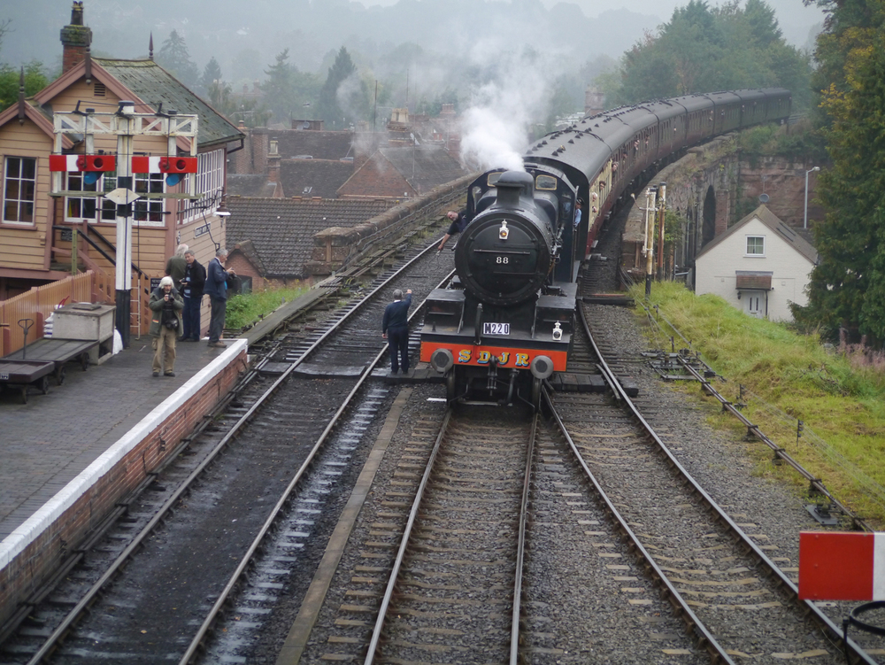 Severn Valley Train 2