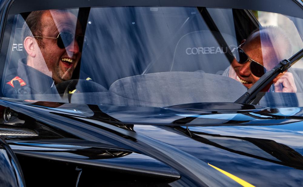 Thrid 'Super Car' by David Miesner