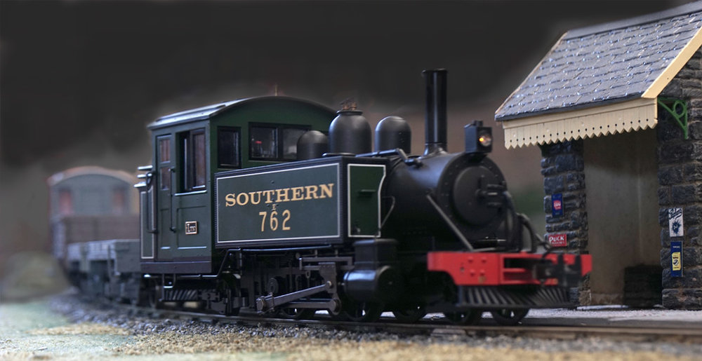 'Southern Rail' by Peter Read