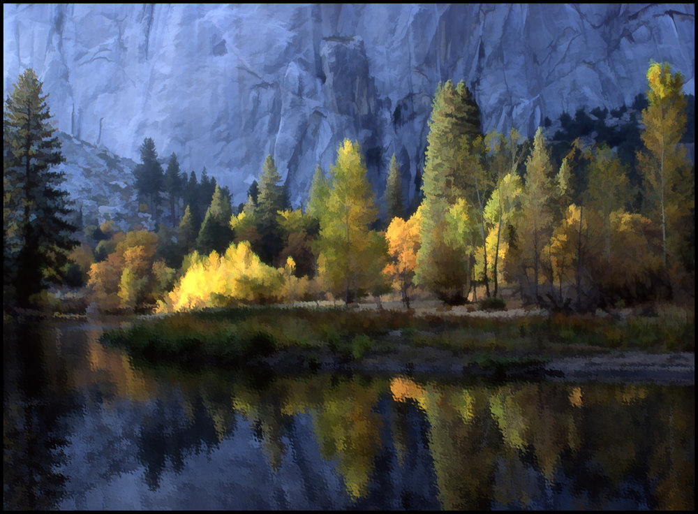 'Autumn Reflections' by Sheila Read