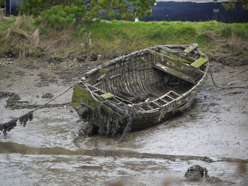 'Abandon Ship' by Graham Chubb