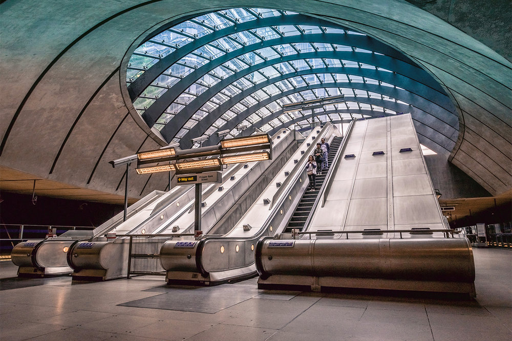 'Down to the Station' by Mandy Herridge