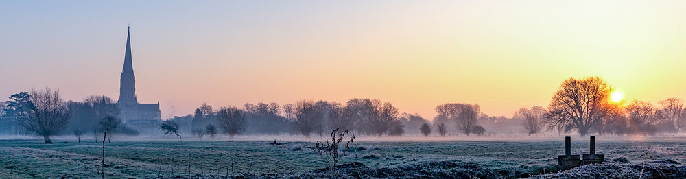 First 'Misty Morning' by John McNeilly