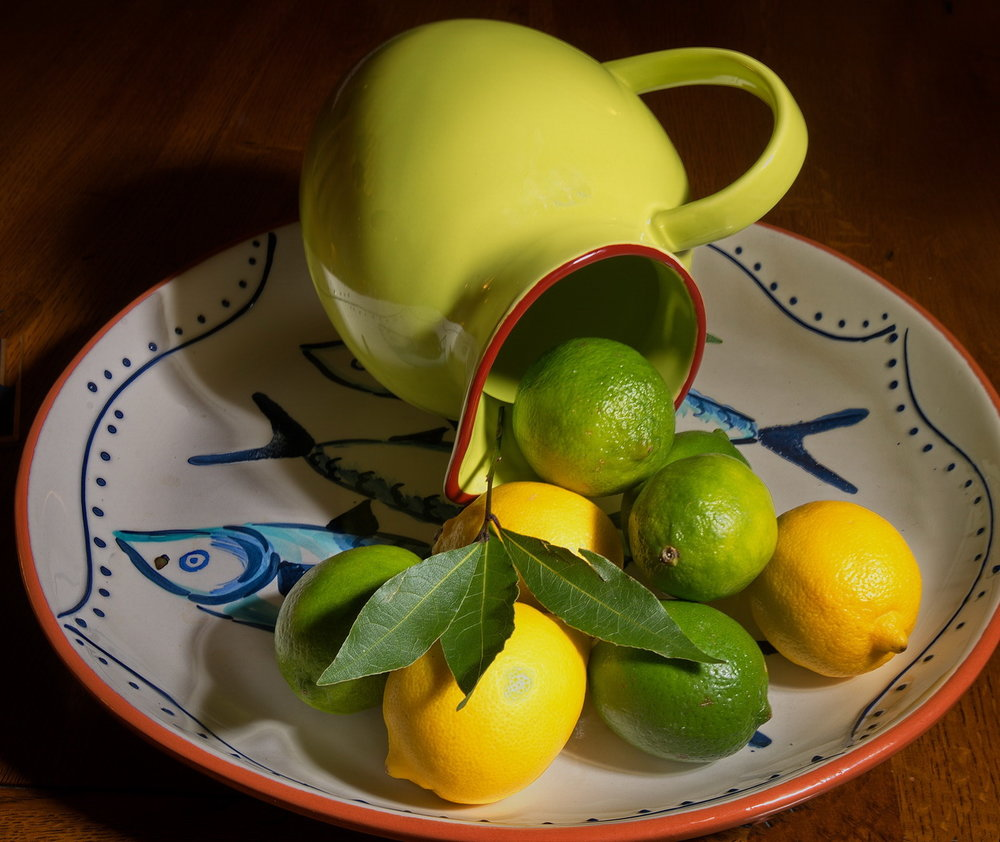 "First ""Lemons & Limes' by Roger Kent"