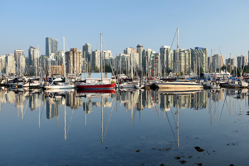 25_Vancouver Reflection_Dave Horscroft