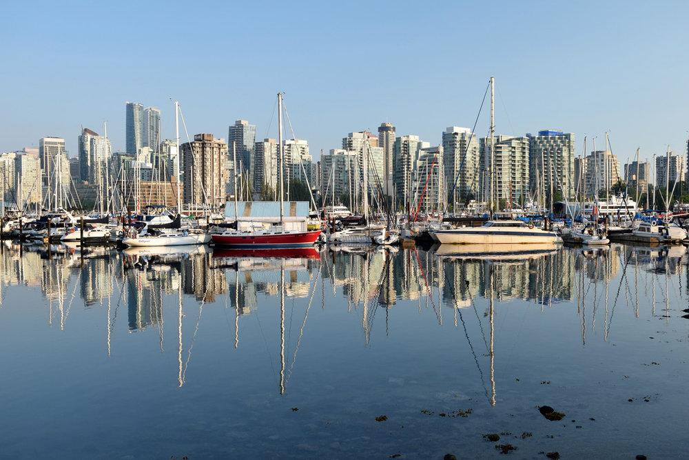 25_Vancouver Reflection_Dave Horscroft