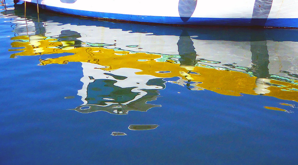 46_Boat Abstract_Linda Oliver