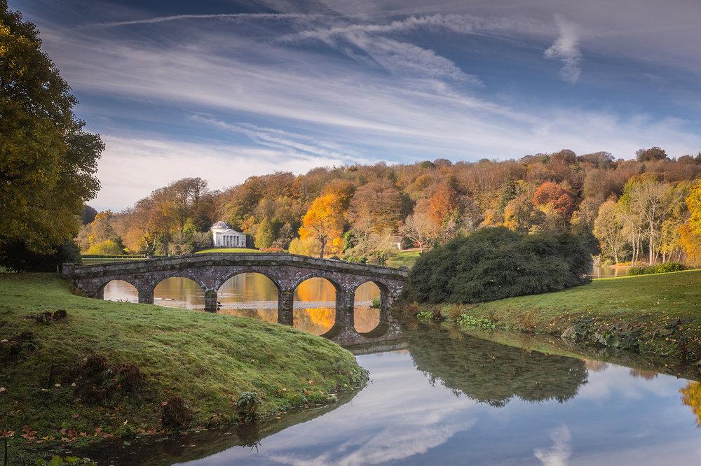 52_Autumn at Stourhead_Roy Hilliard