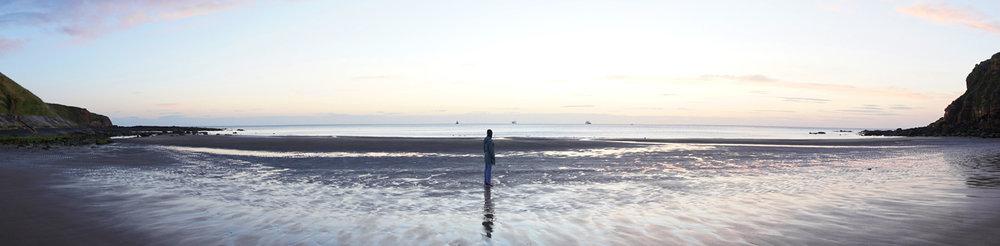 Third ' Dawn Breaking' by Annie Beamish