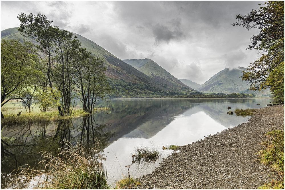First 'Blea Tarn' by John Barton
