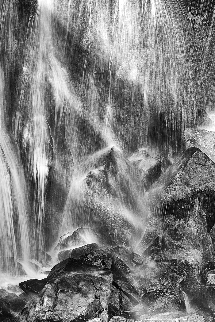 Highly Commended 'Waterfall' by Mark Cooper