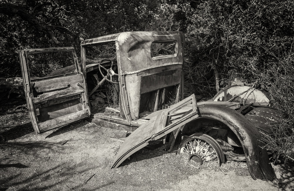 'Abandoned' by Mike Brown