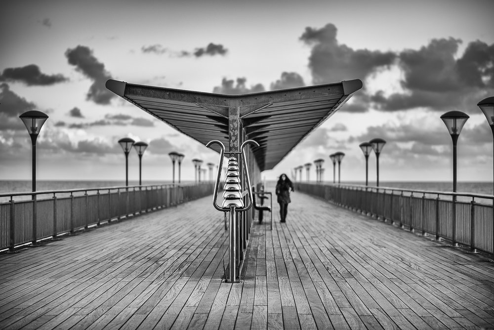 Frist 'Chimes on the Pier' by Mark Cooper