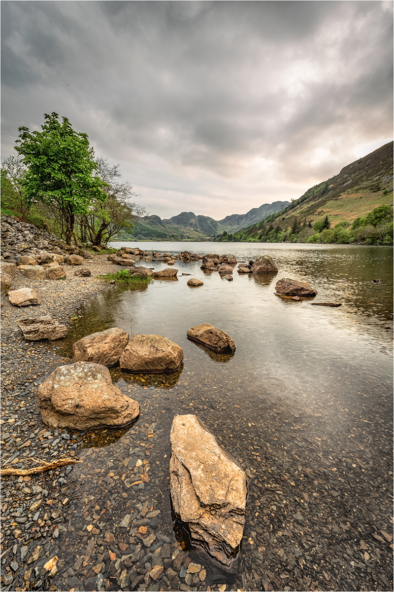 First 'Lyn Crafnant' by John Barton