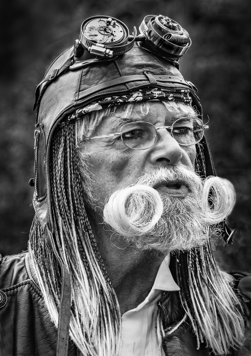 HC 'Steampunk Pilot' by Ian Porter