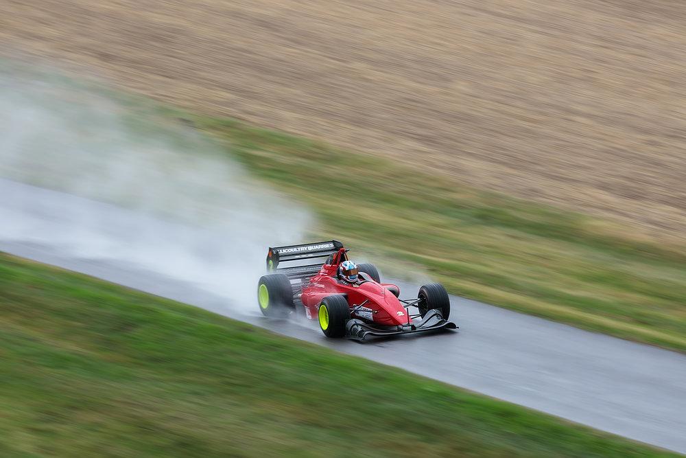 HC 'Racing Through The Rain' by Shaun Duke