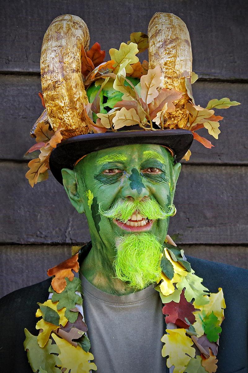 Second 'Green Man Festival 02' by Richard Ramsay