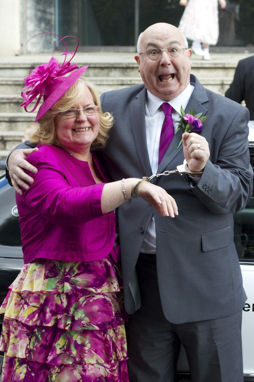 Bob & Norma Wedding