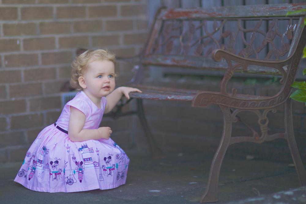 Kids portrait session - outdoors