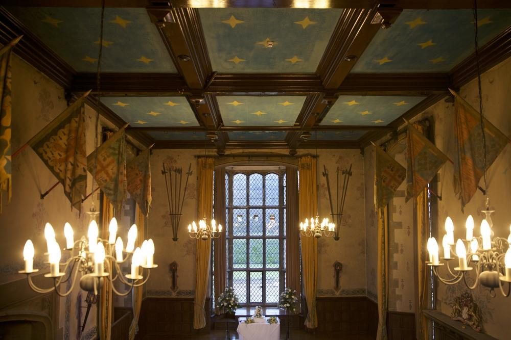 Redworth Hall - Great Hall