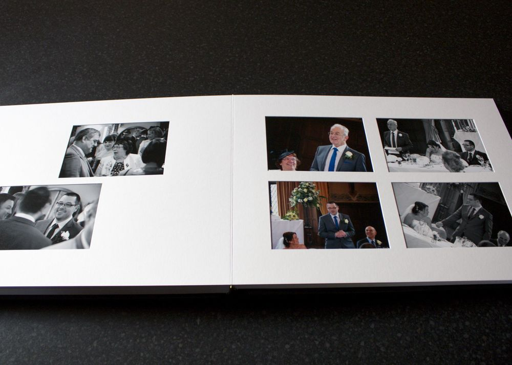 Tony Sarlo Wedding Album - Different Formats