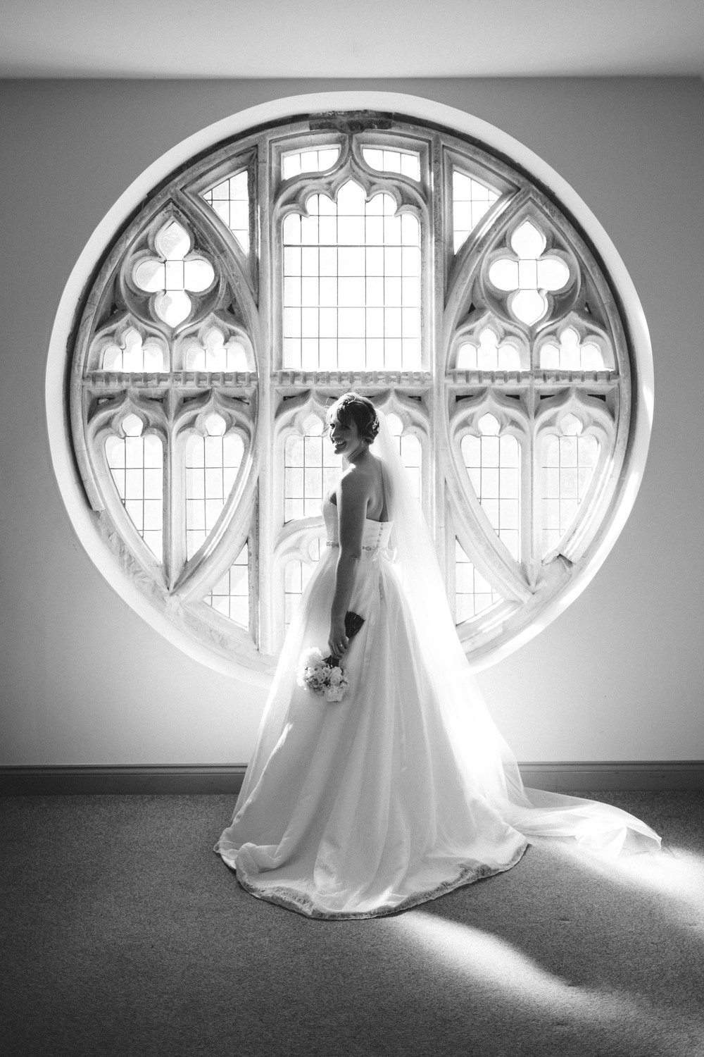 Ellingham Hall Northumberland Wedding Venue Chapel