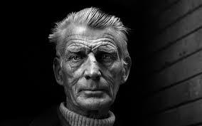 Jane Bown portrait of Samuel Beckett