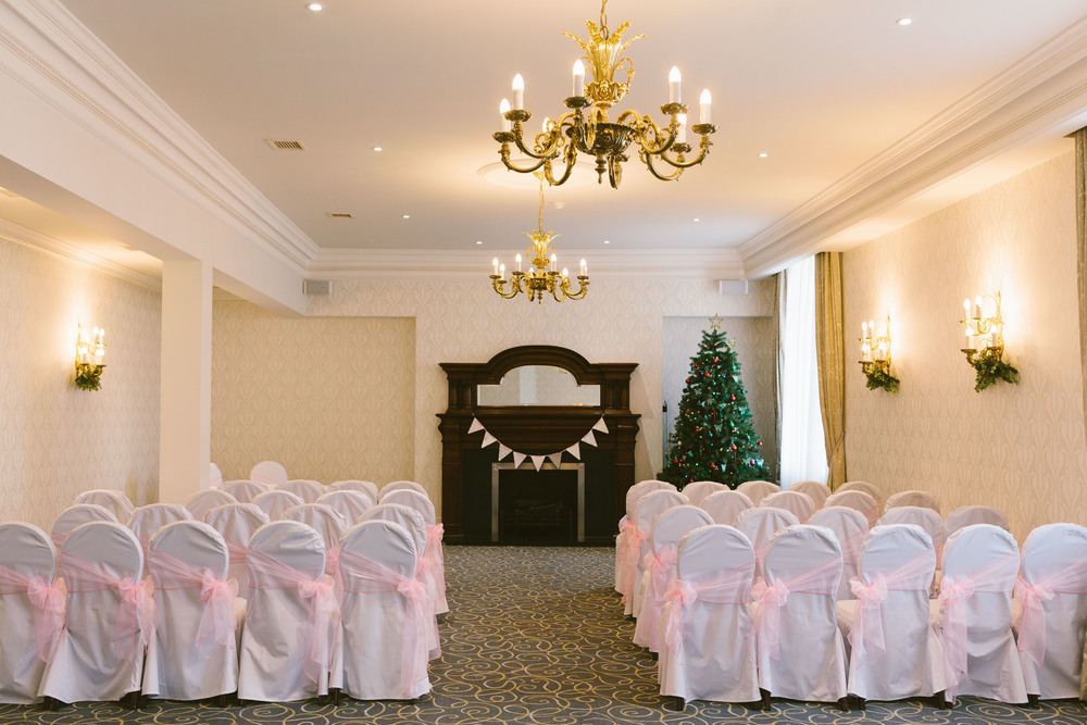 Newcastle Wedding Venue - Grand Hotel Tynemouth - The State Room