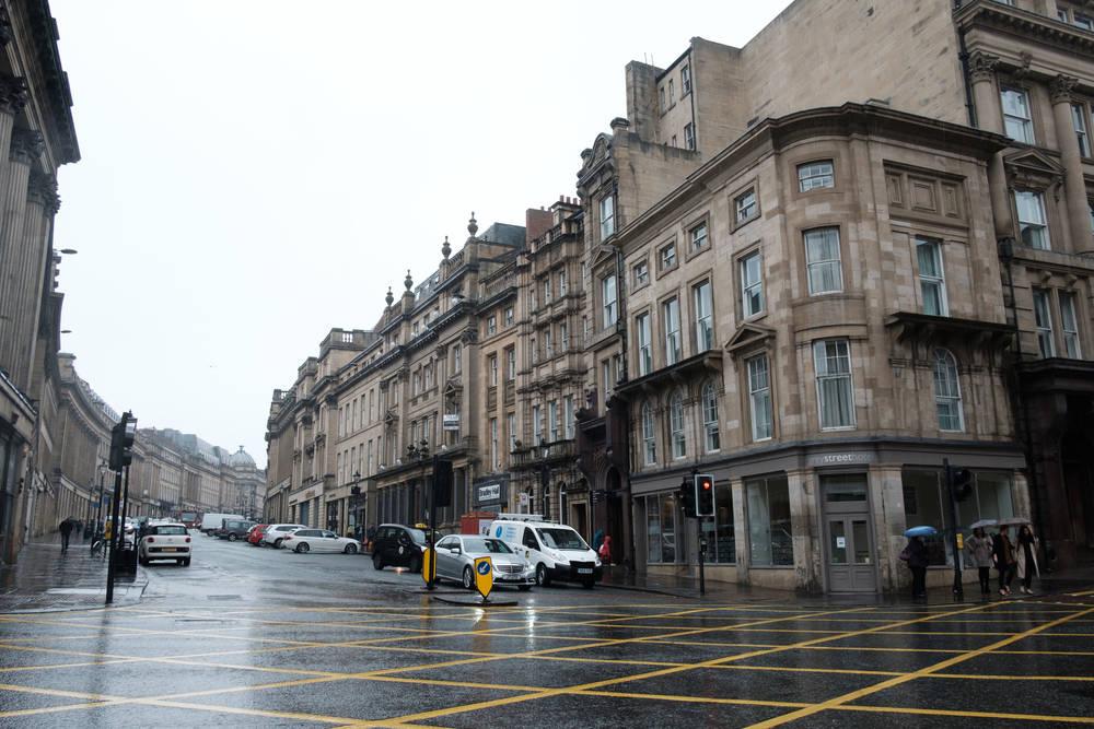 Grey Street Hotel Wedding Venue Location Newcastle upon Tyne