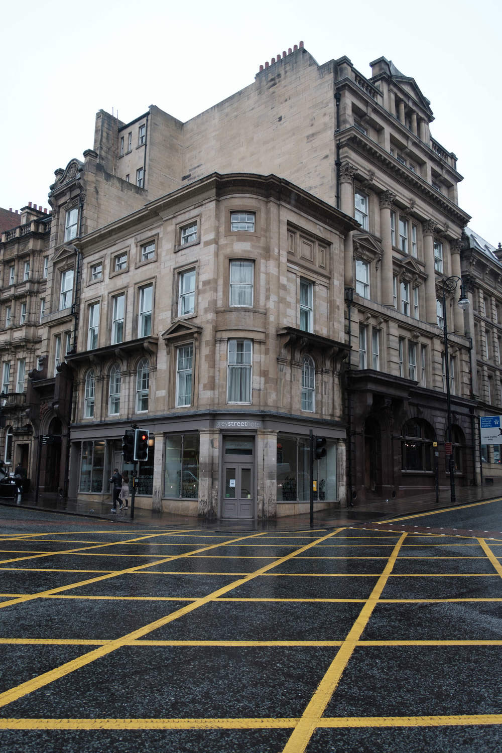 Grey Street Hotel wedding venue in the heart of Newcastle upon Tyne