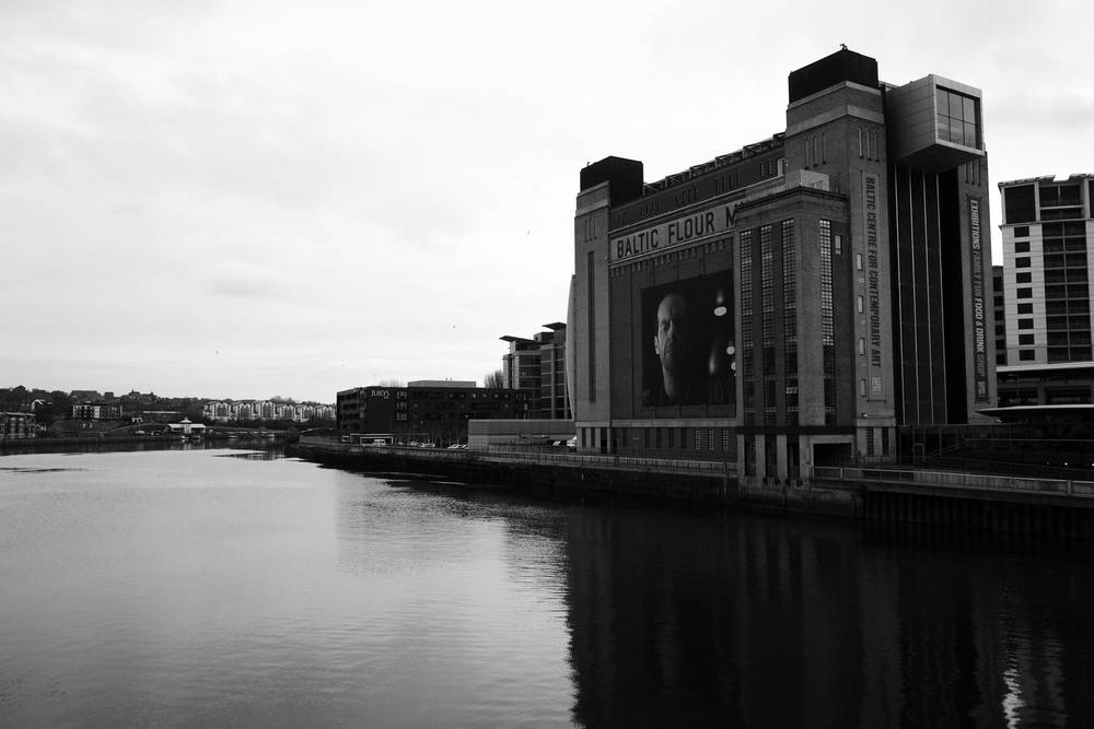 The Baltic Flour Mill was built in the 1930s