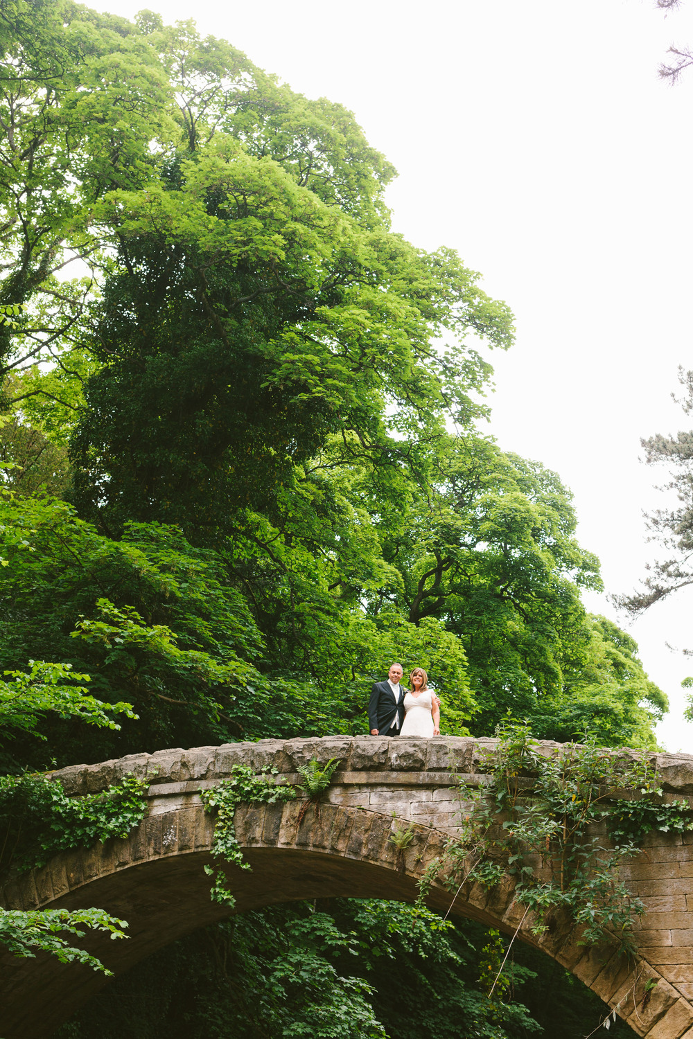 Newcastle Wedding Venue // The Caledonian Hotel // Jesmond Dene