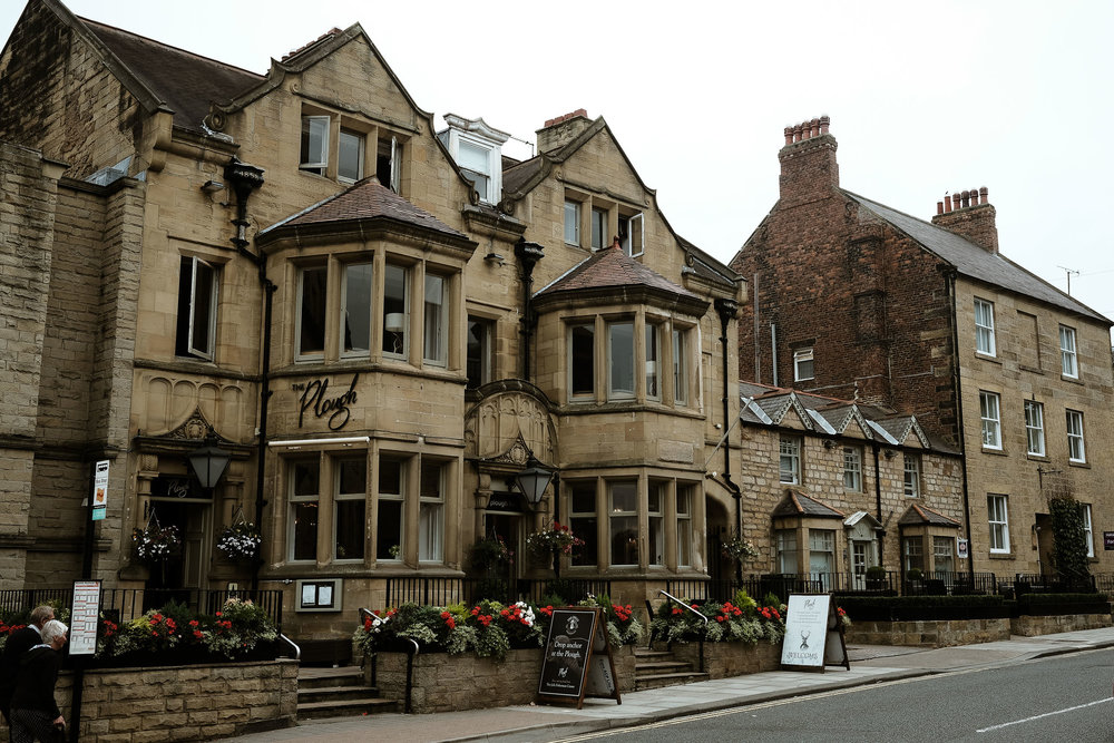 The Plough in Alnwick Northumberland