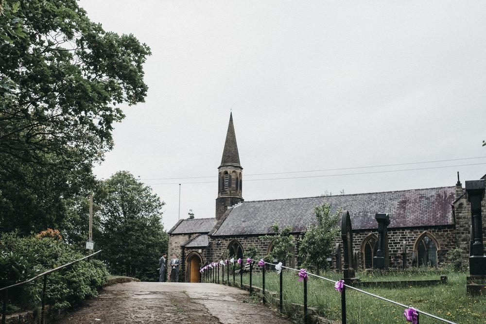 St George's Church in Brockholes