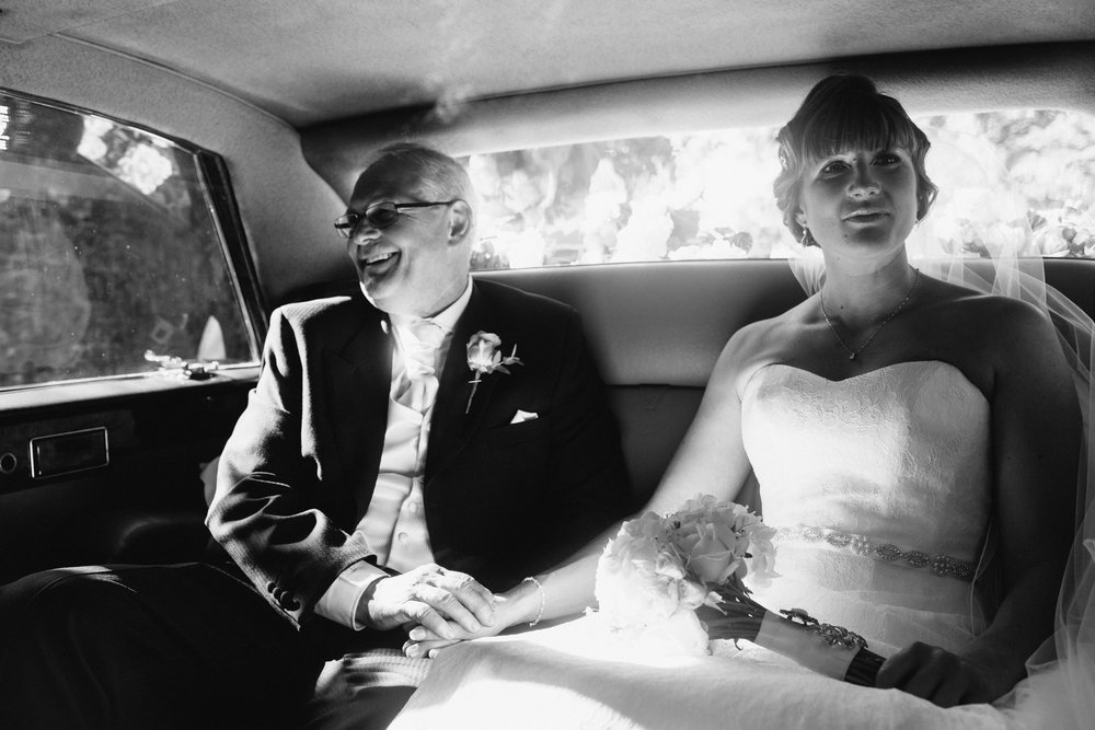 A good alternative wedding photographer will be able to spot the moments between the moments