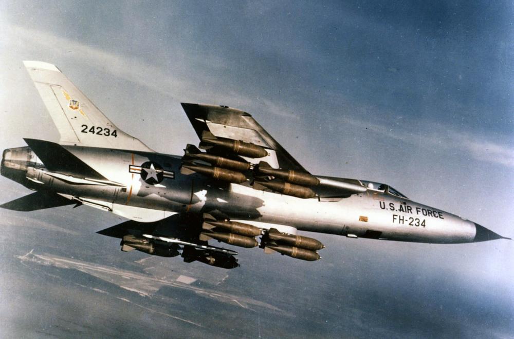 F-15 Thunderchief