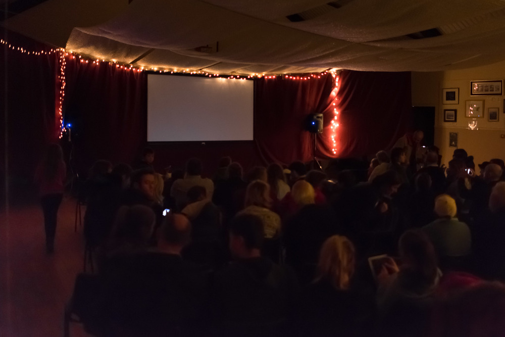 Clare Island Film Festival Community Centre Venue