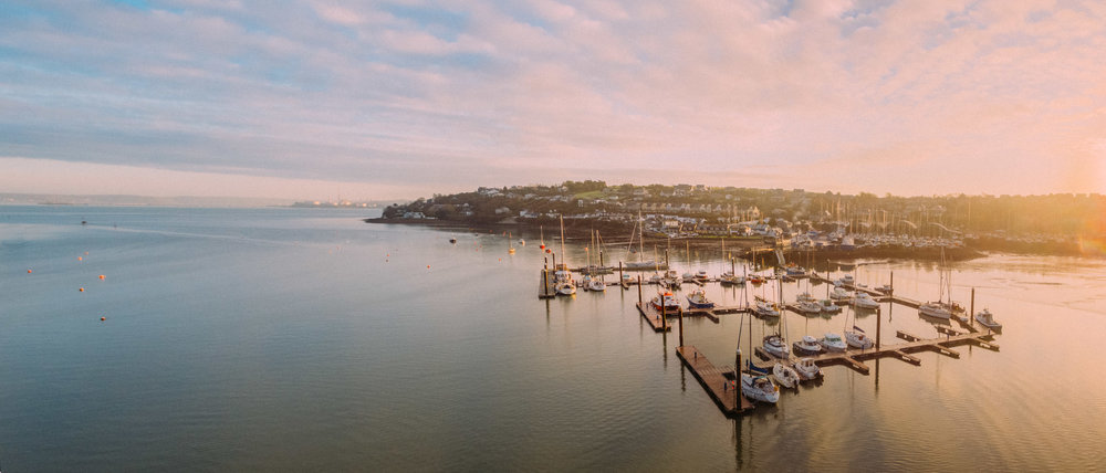 Crosshaven at dawn