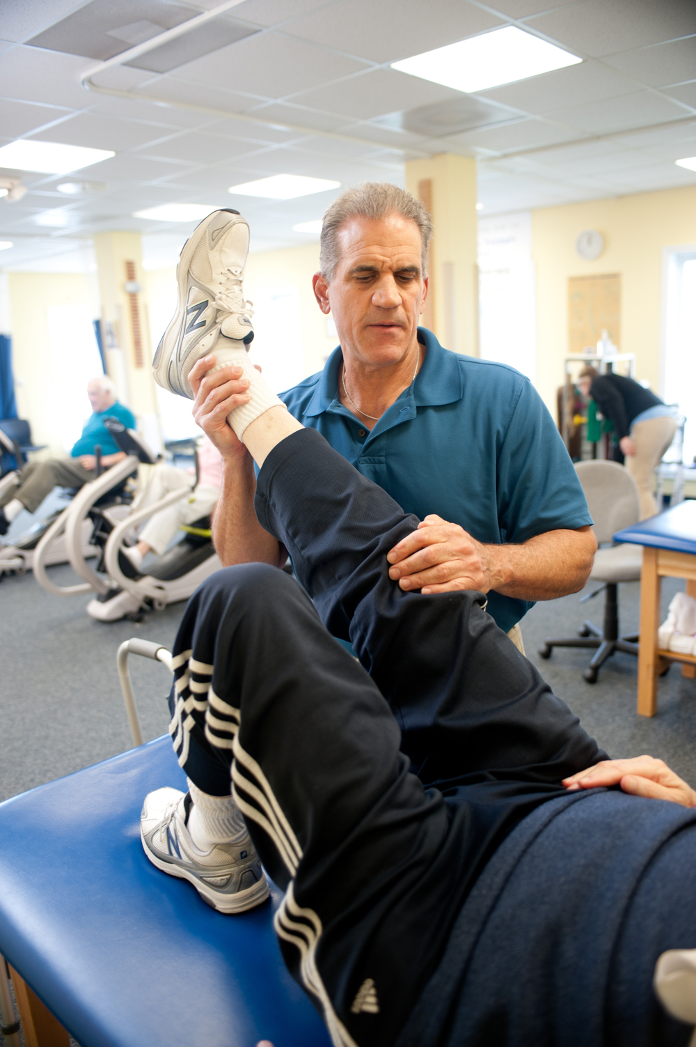 Article written by Clinical Director & Senior Physical Therapist at Tidewater Physical Therapy Ocean View, Bob Cairo. Published by Costal Point on November 6, 2016